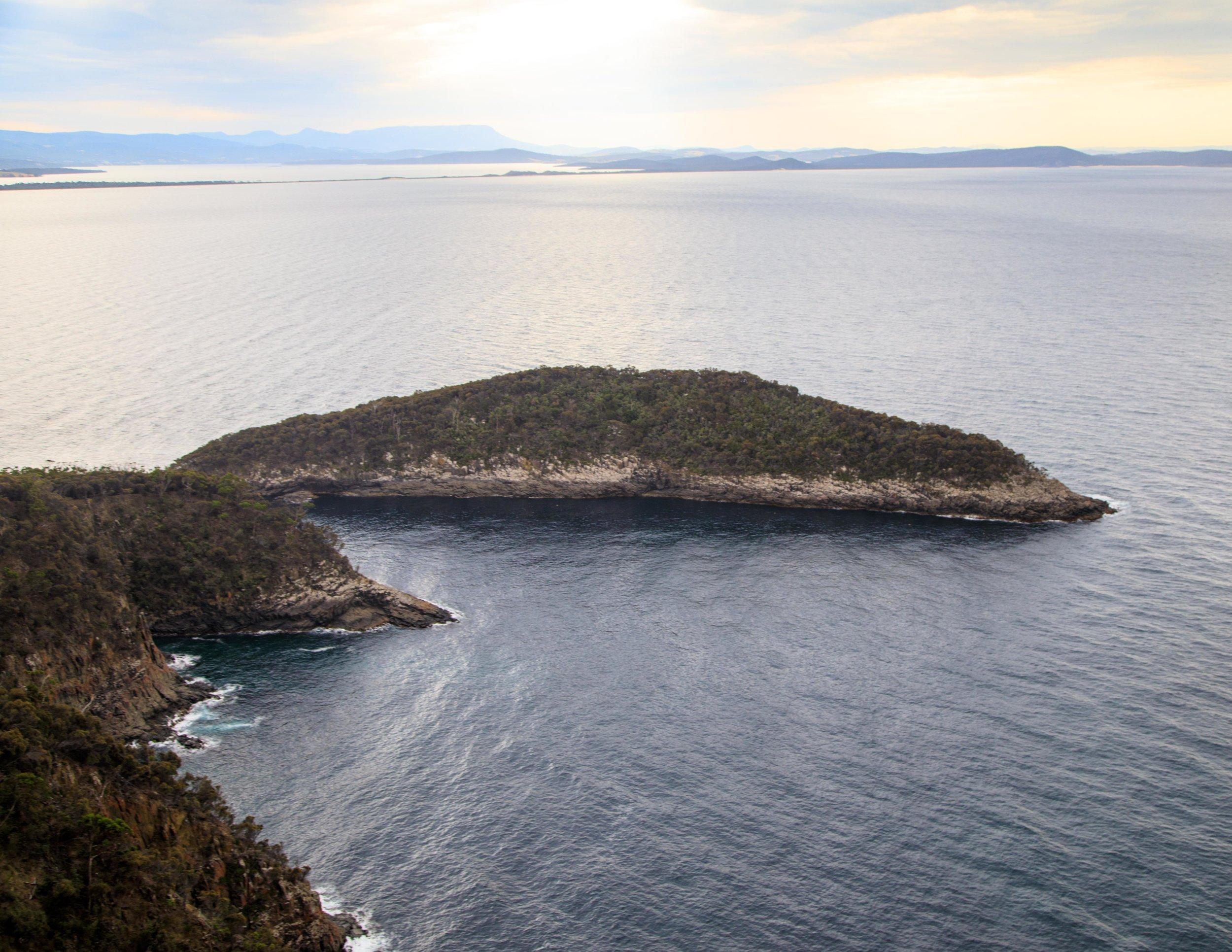 2 week Tasmania itinerary: Fluted Cape Walk