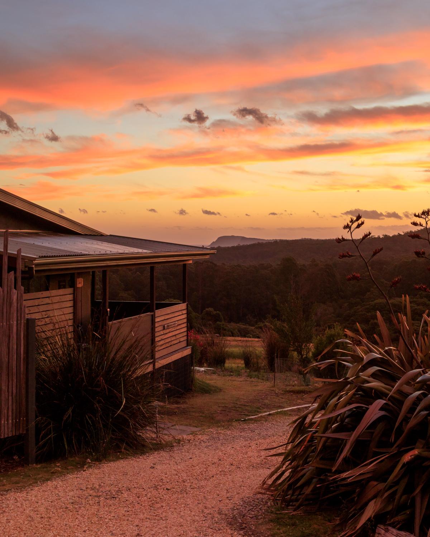 2 week Tasmania itinerary: Hundred Acre Hideaway