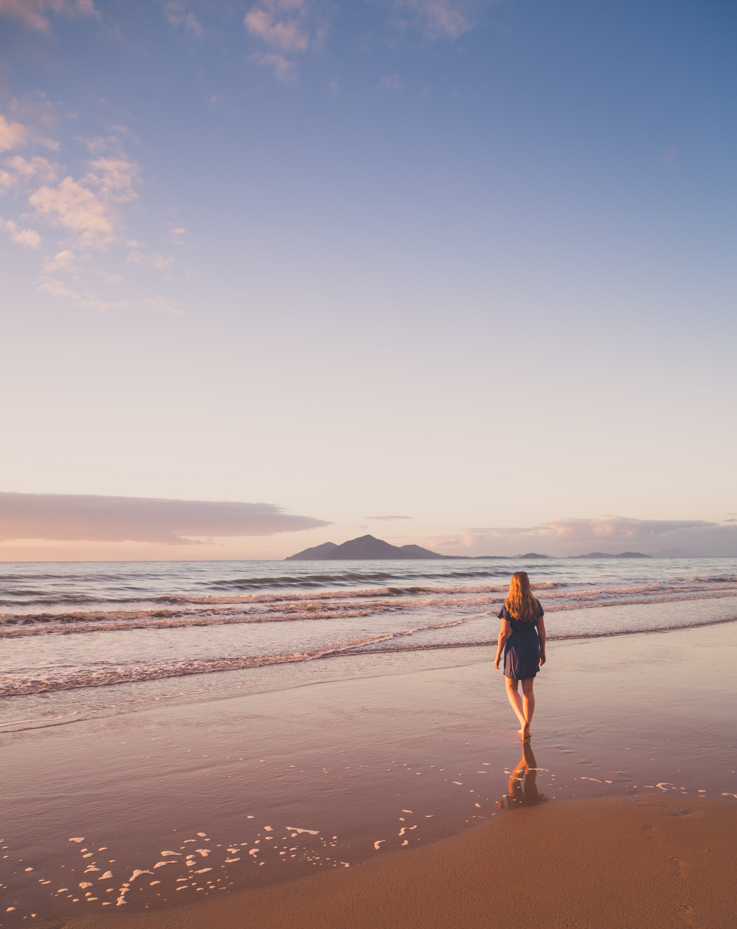 Instagrammable spots near Cairns: Mission Beach