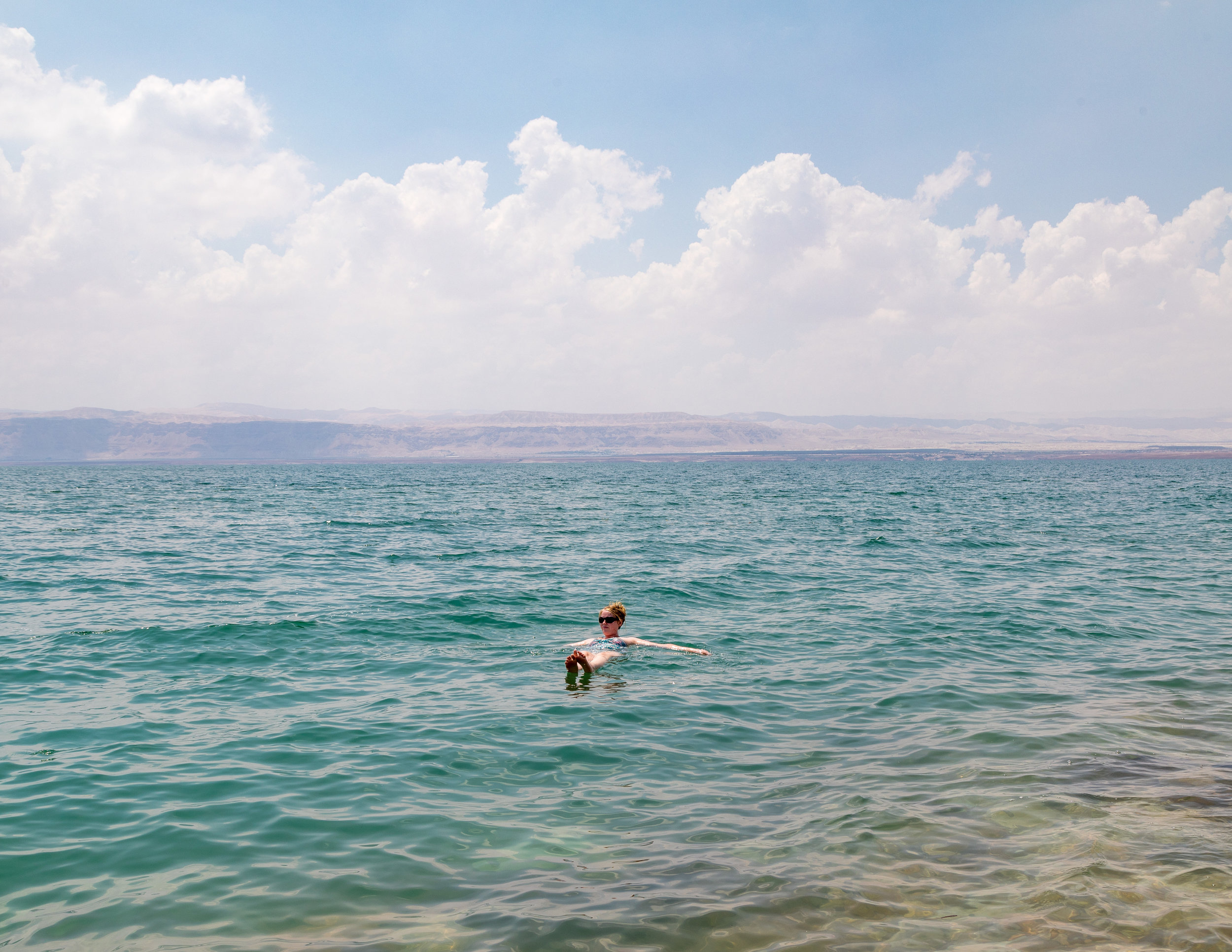 Things to do at the Dead Sea: Float