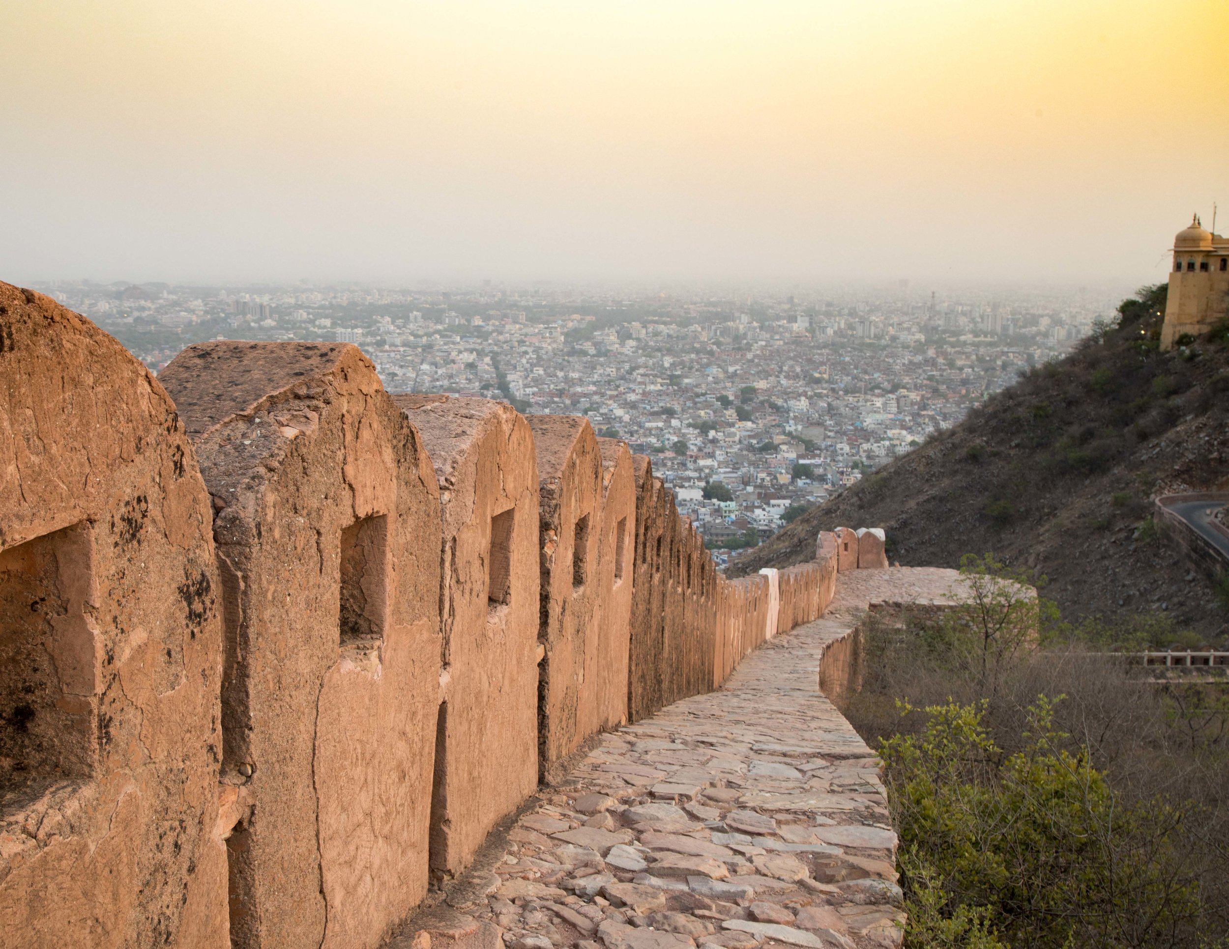 Nahargarh Fort Views