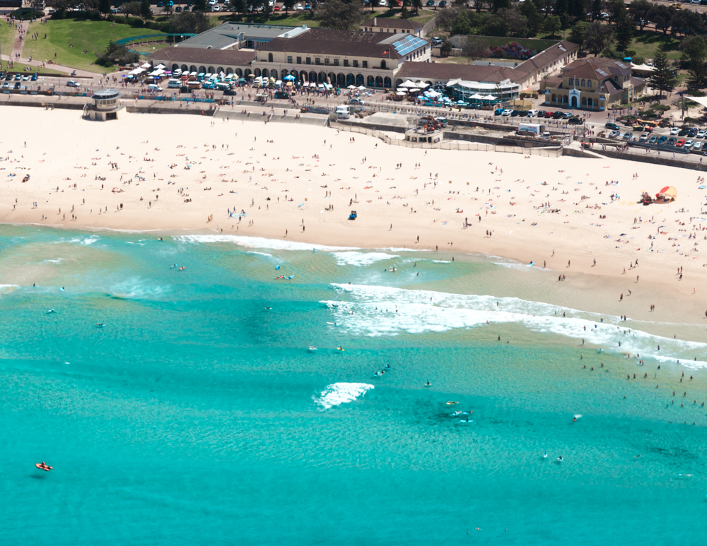 Cheap things to do in Sydney: Head to the beach