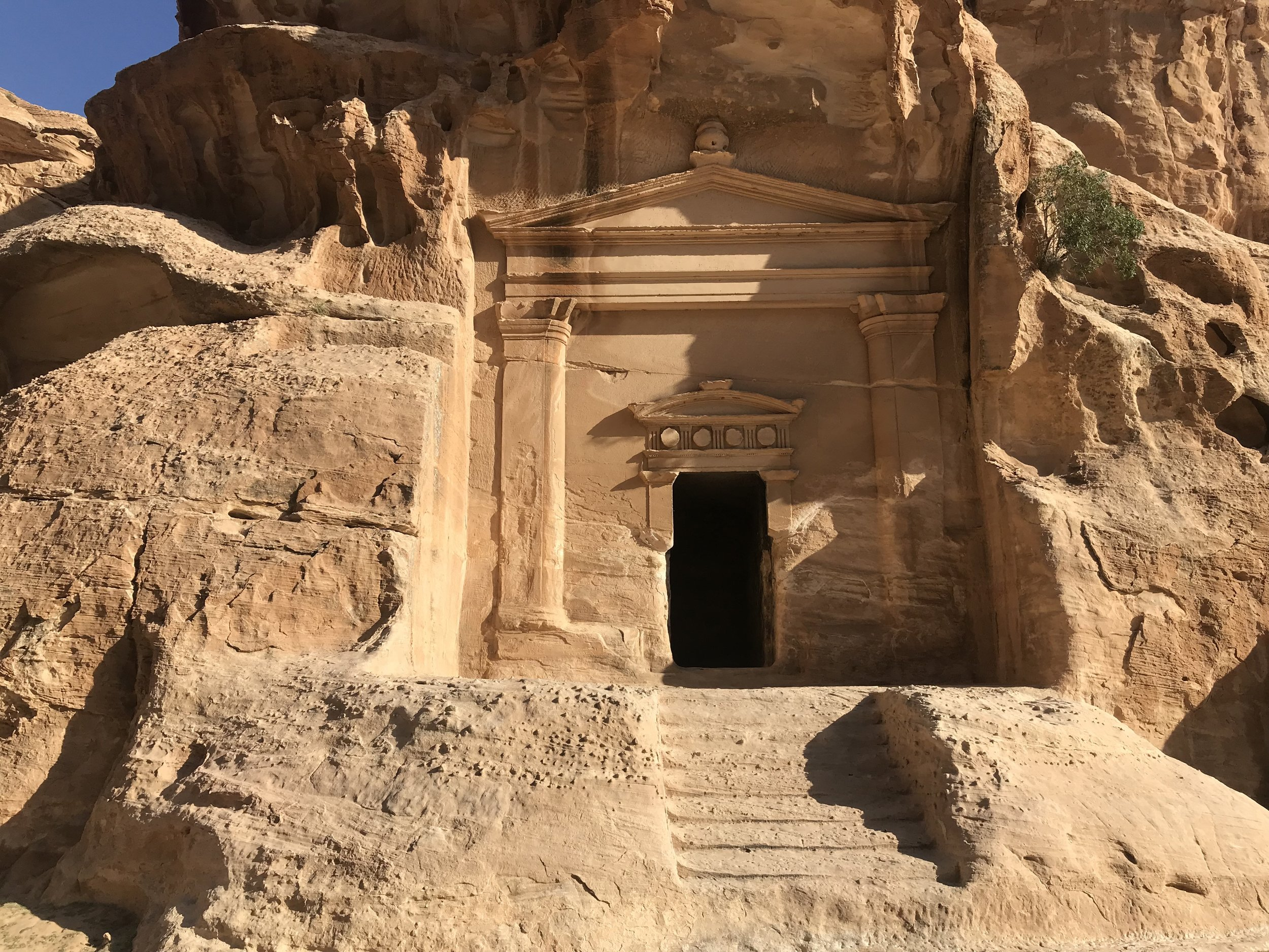 Little Petra to Monastery Walk: Little Petra