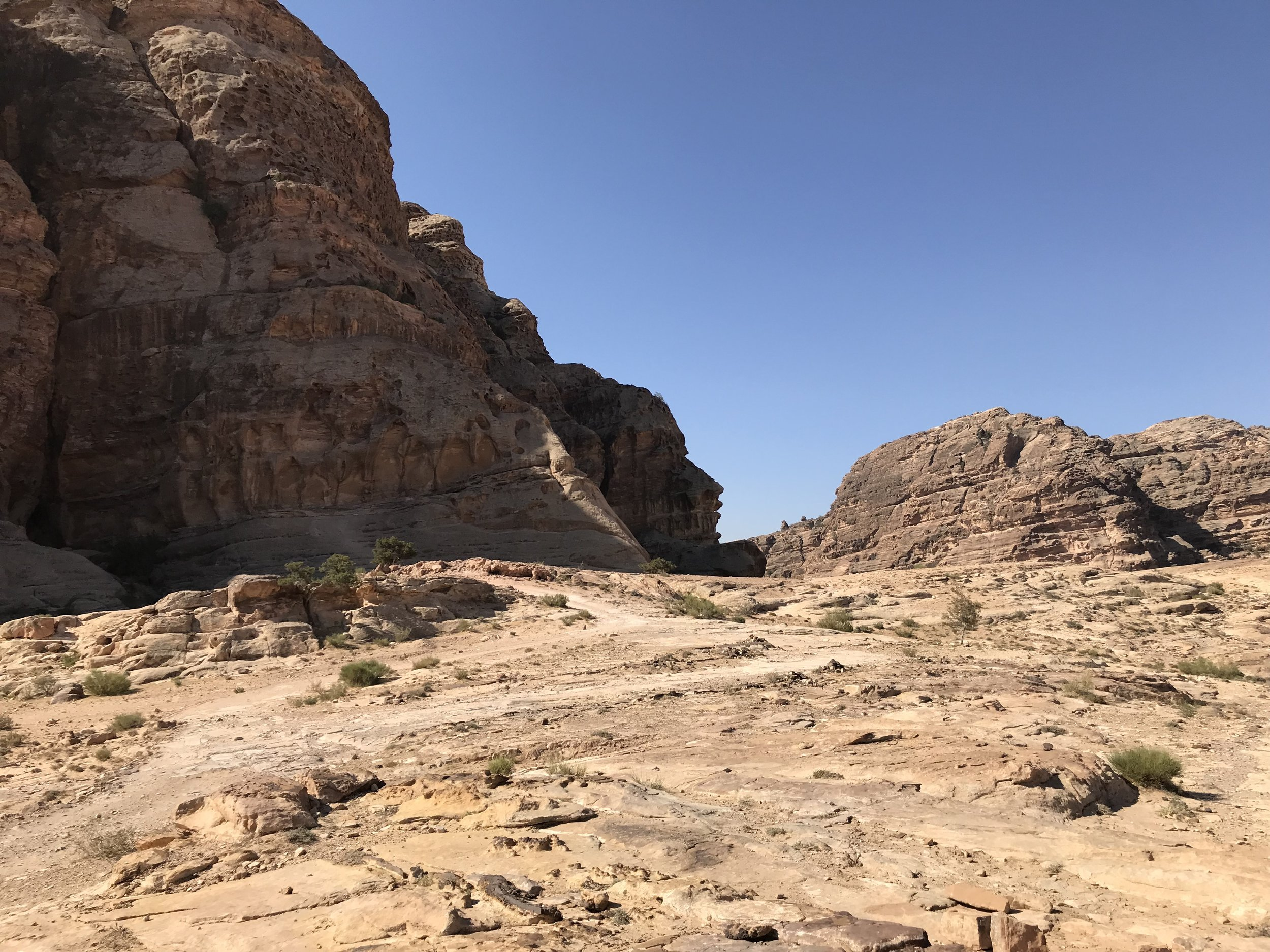 Little Petra to Monastery Walk