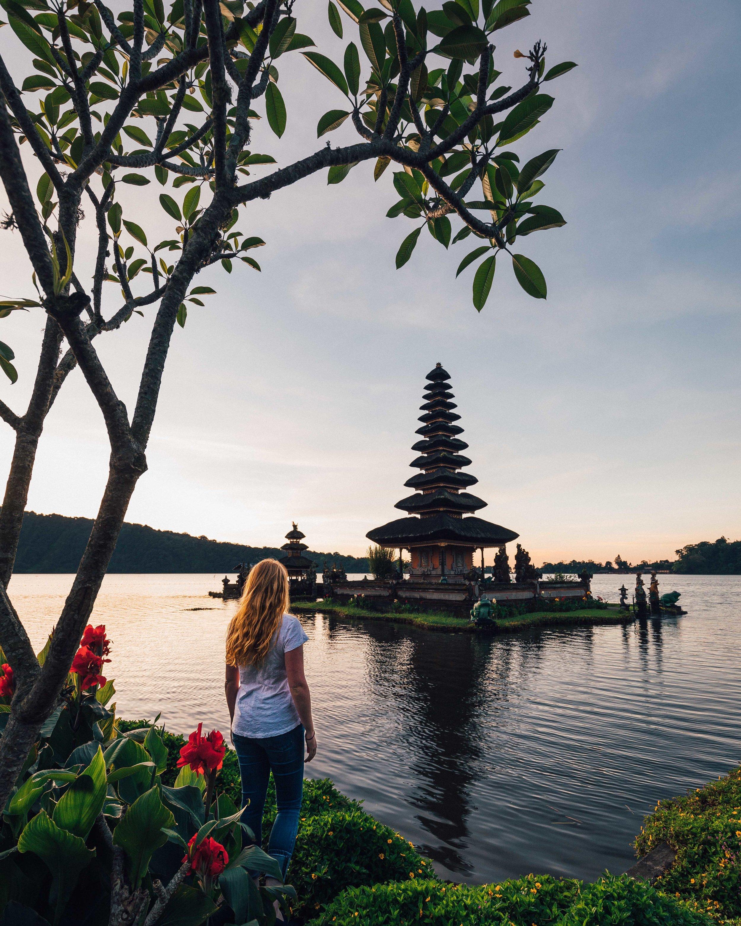 Bali Itinerary 7 Days: Pura Ulun Danu Bratan