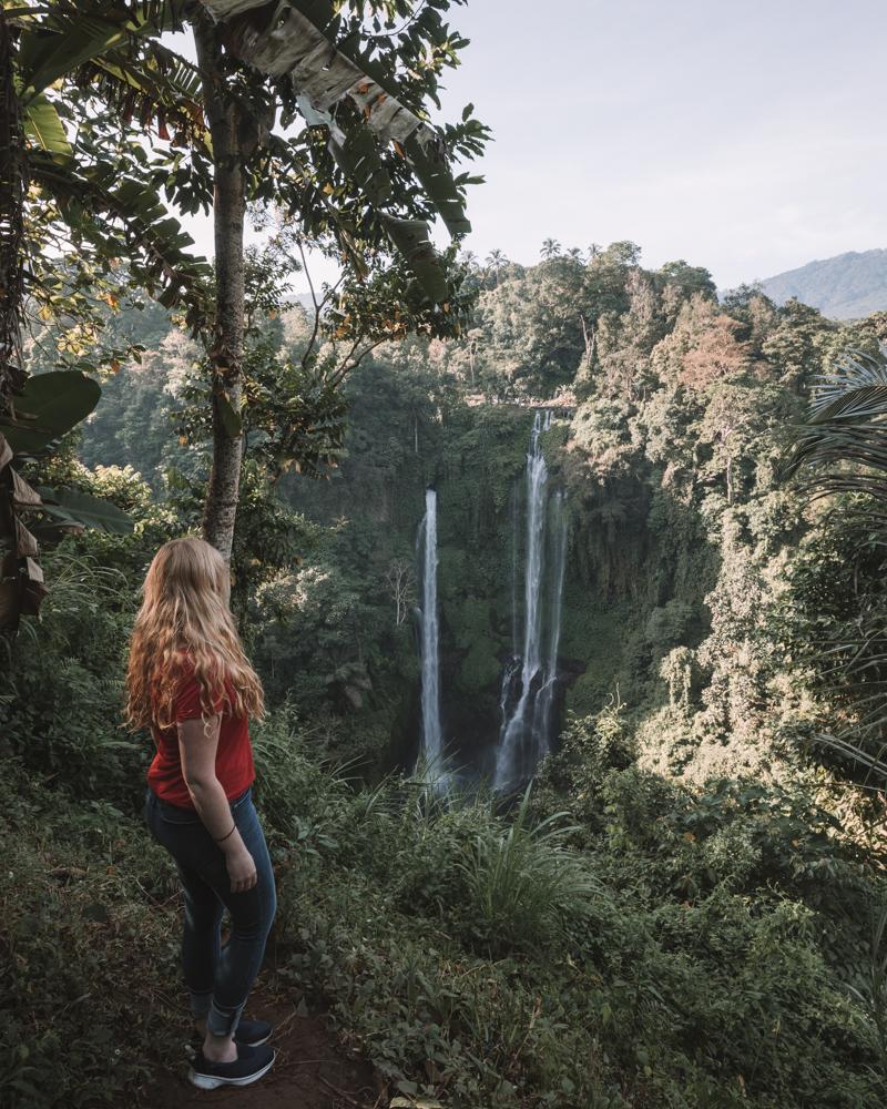 Bali Itinerary 7 days: Sekumpul Waterfall