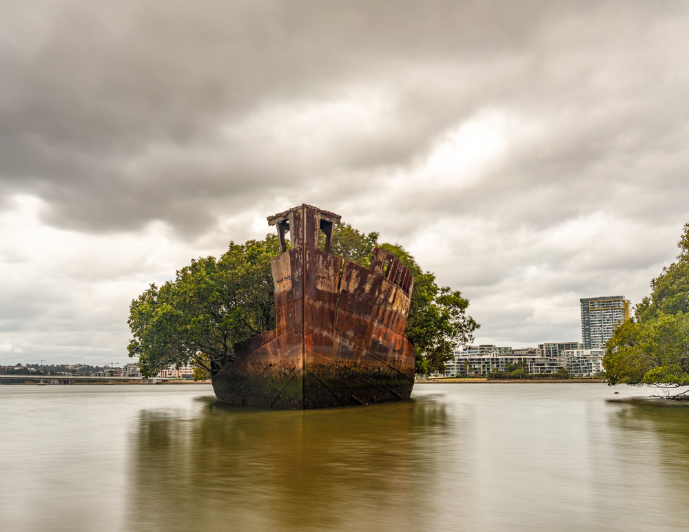 Places to visit in Sydney: Check out the SS Ayrfield