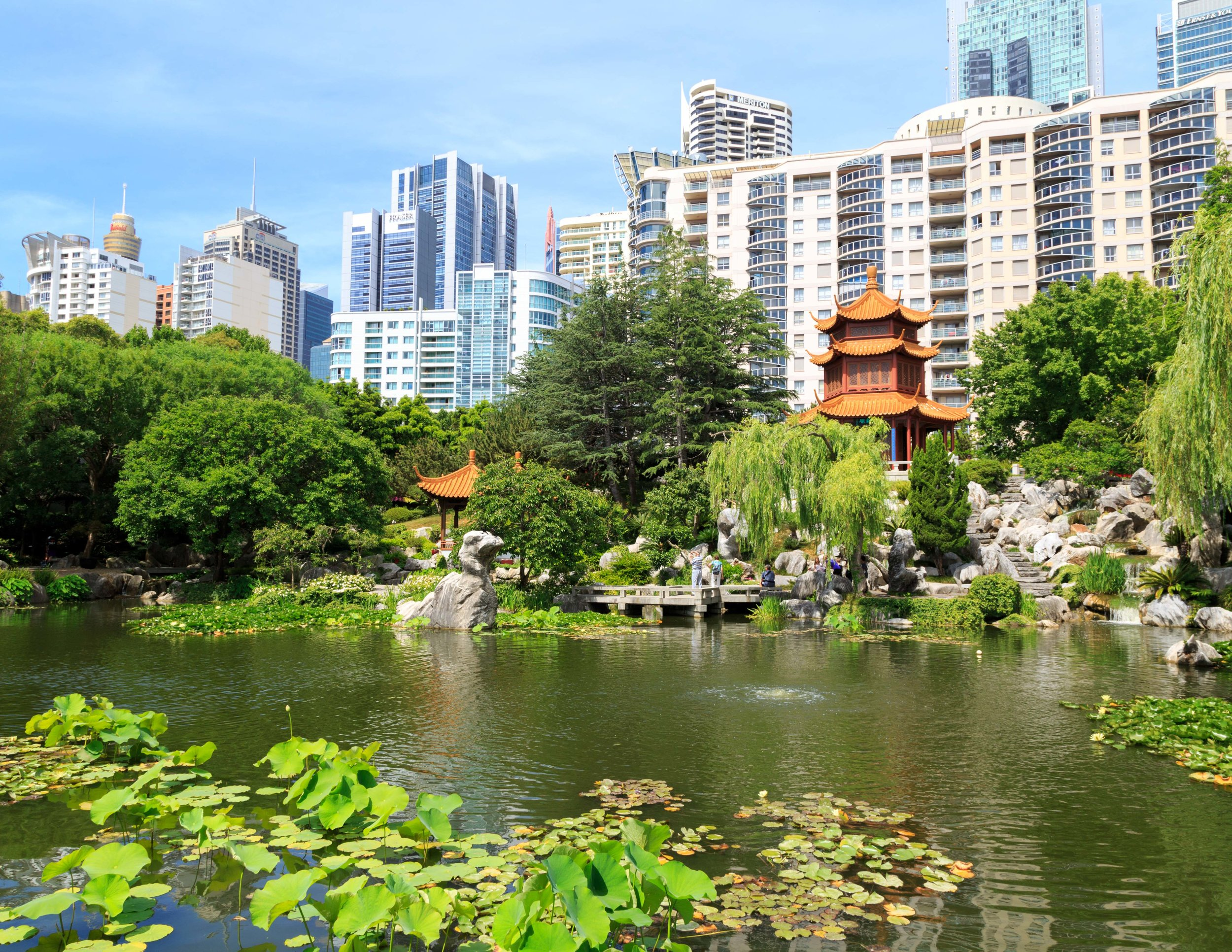 Best things to do in Darling Harbour: Chinese Friendship Garden