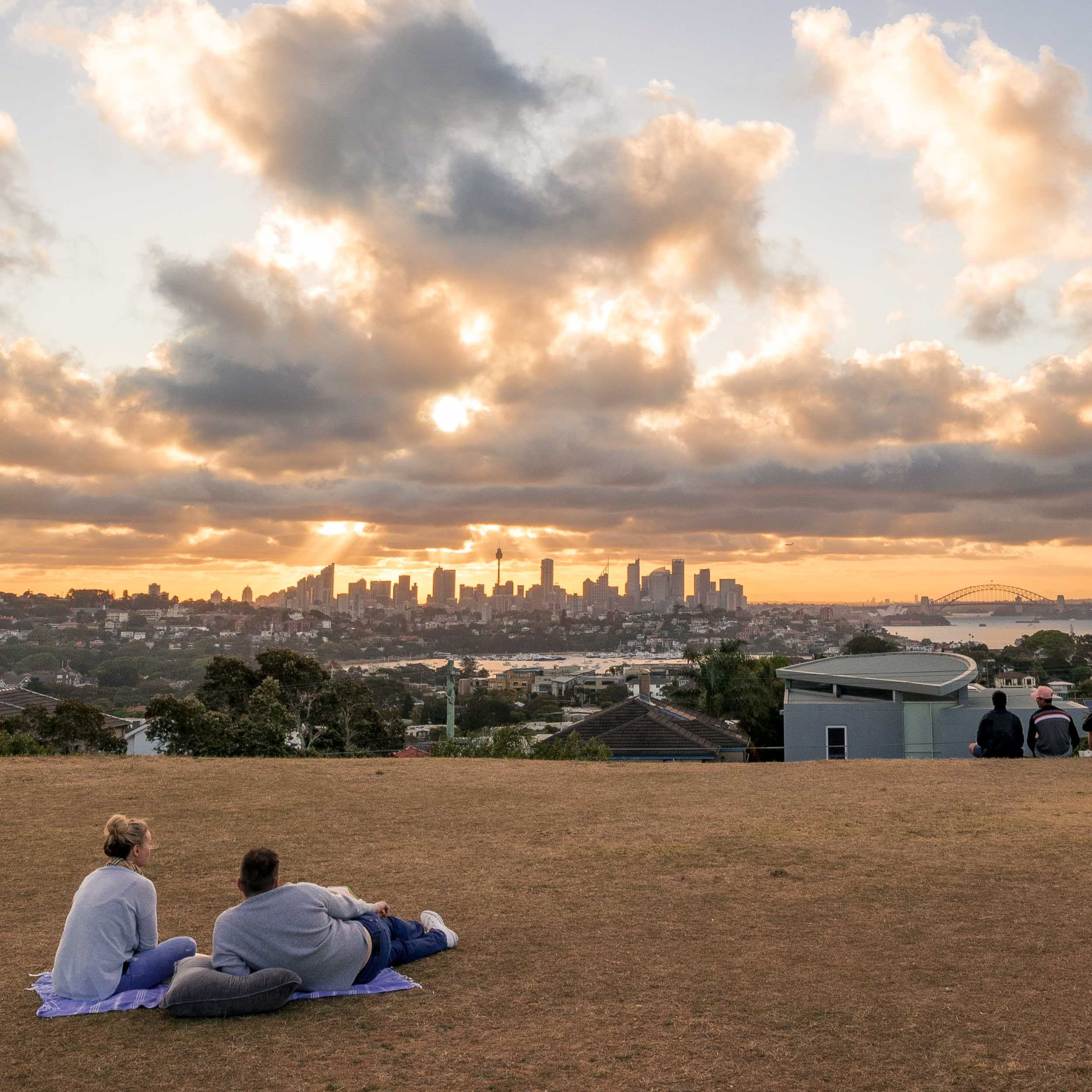 Best things to do in Sydney Suburbs: Dudley Page Reserve