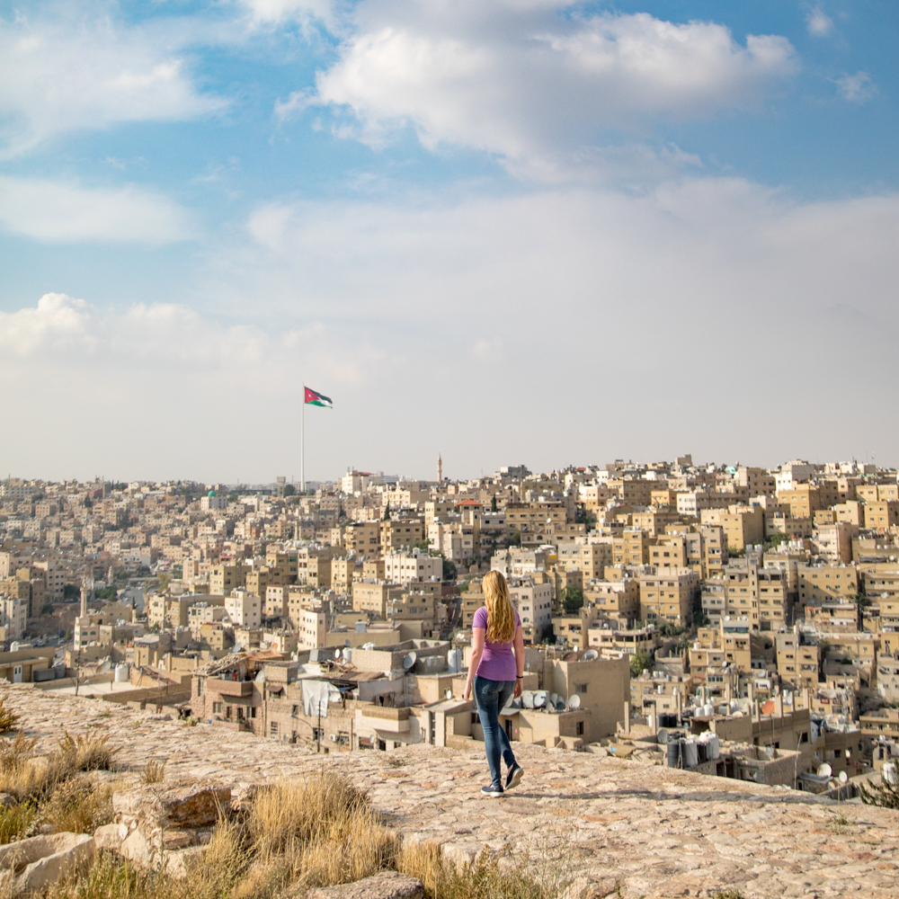 Things to do in Jordan - Citadel, Amman