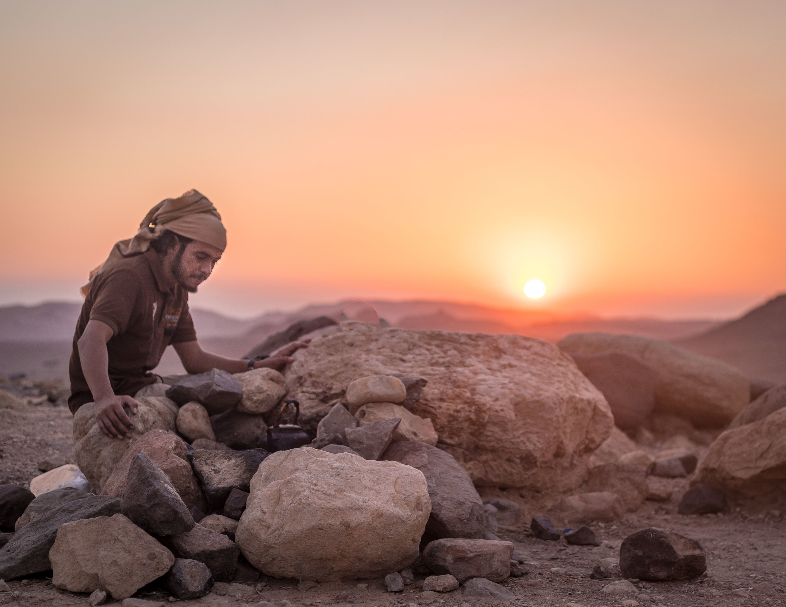 Things to do in Jordan - Bedouin Tea