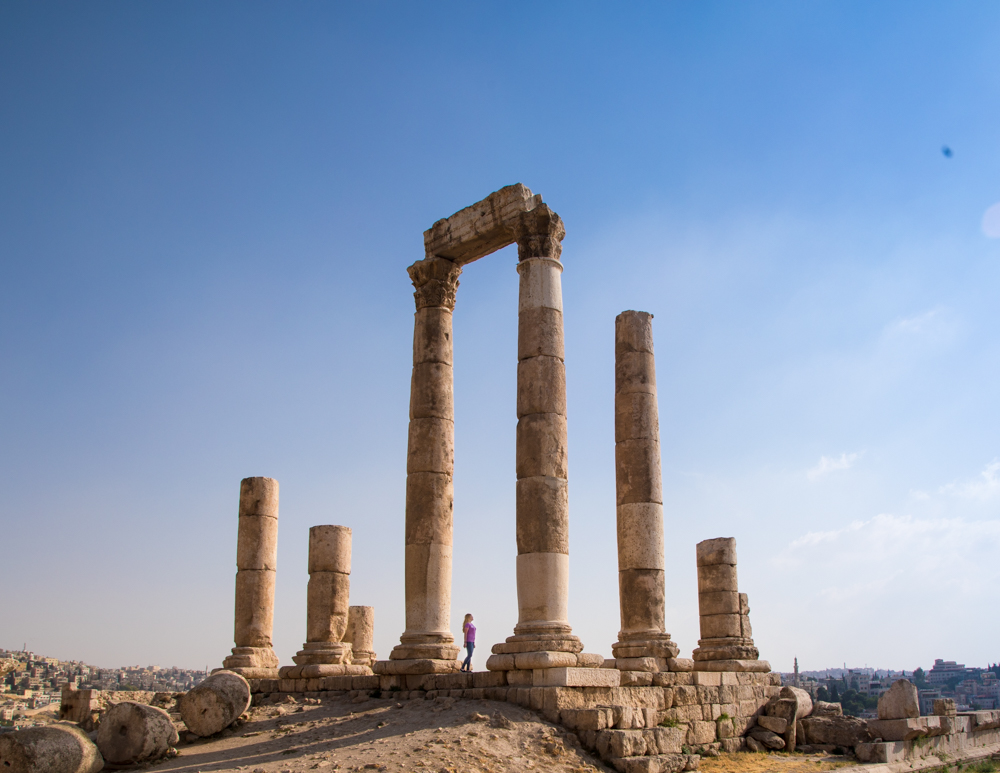 Getting from the Airport to Amman: The Cost of Travelling in Jordan