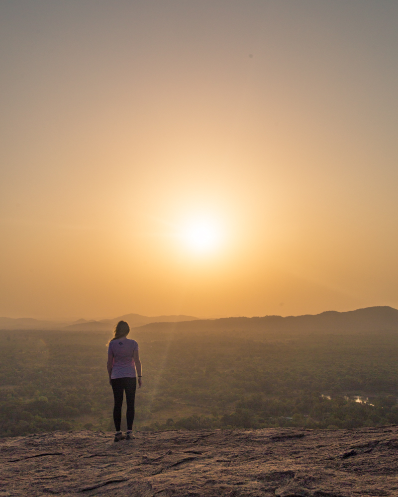 Pidurangala Rock Sunrise