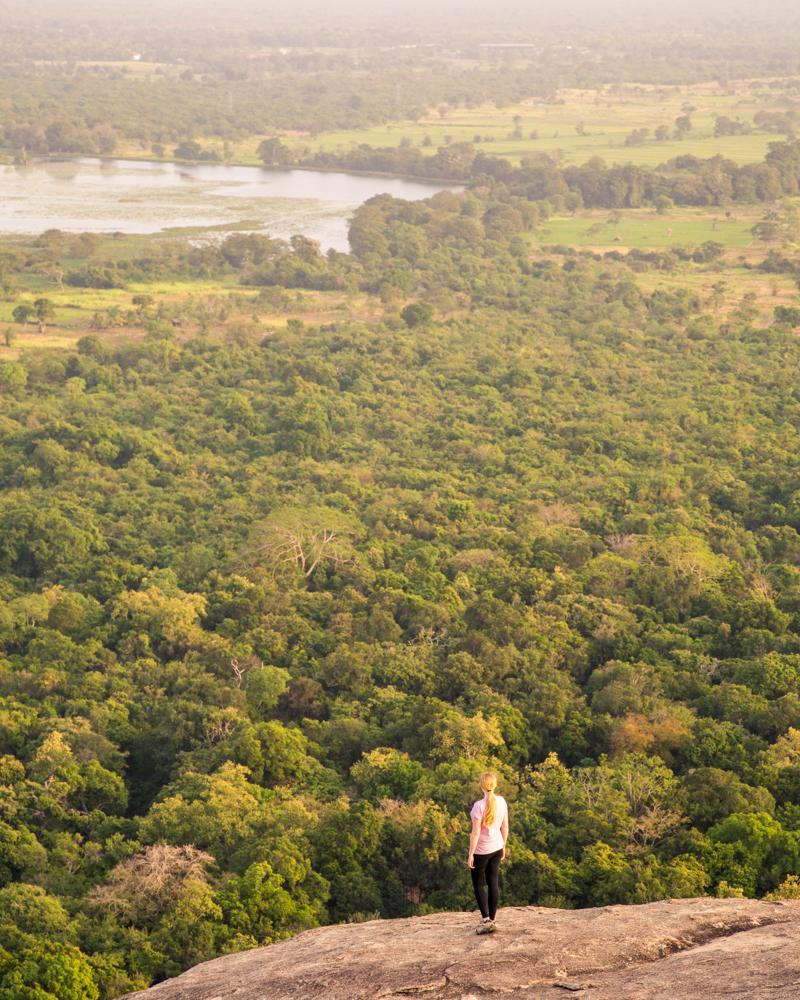 What to take for the Pidurangala Hike