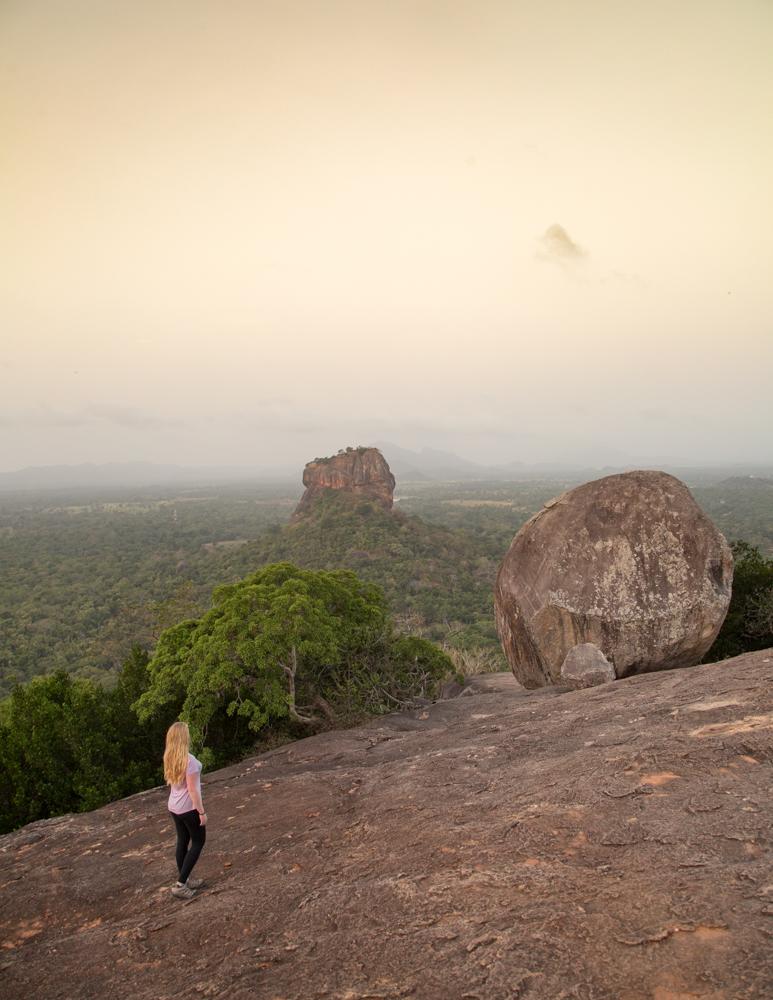 How to get to Pidurangala Rock