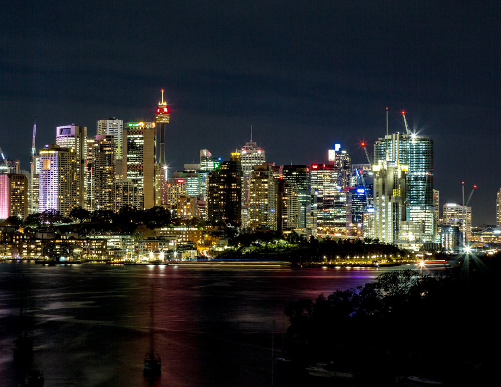 Best things to do in Sydney: Visit Barangaroo