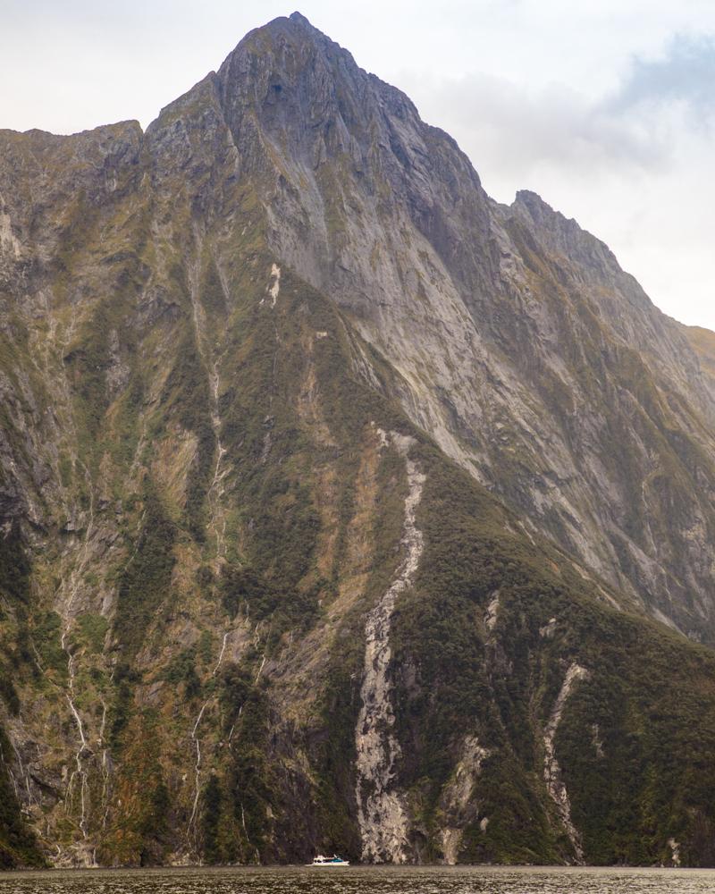 2 week New Zealand South Island Itinerary - Milford Sound