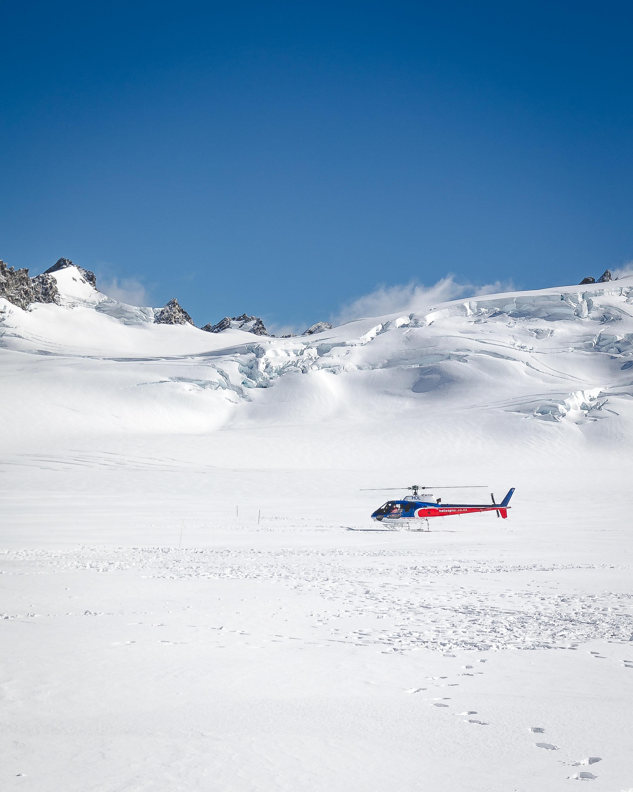 2 week New Zealand South Island Itinerary: Franz Josef Glacier