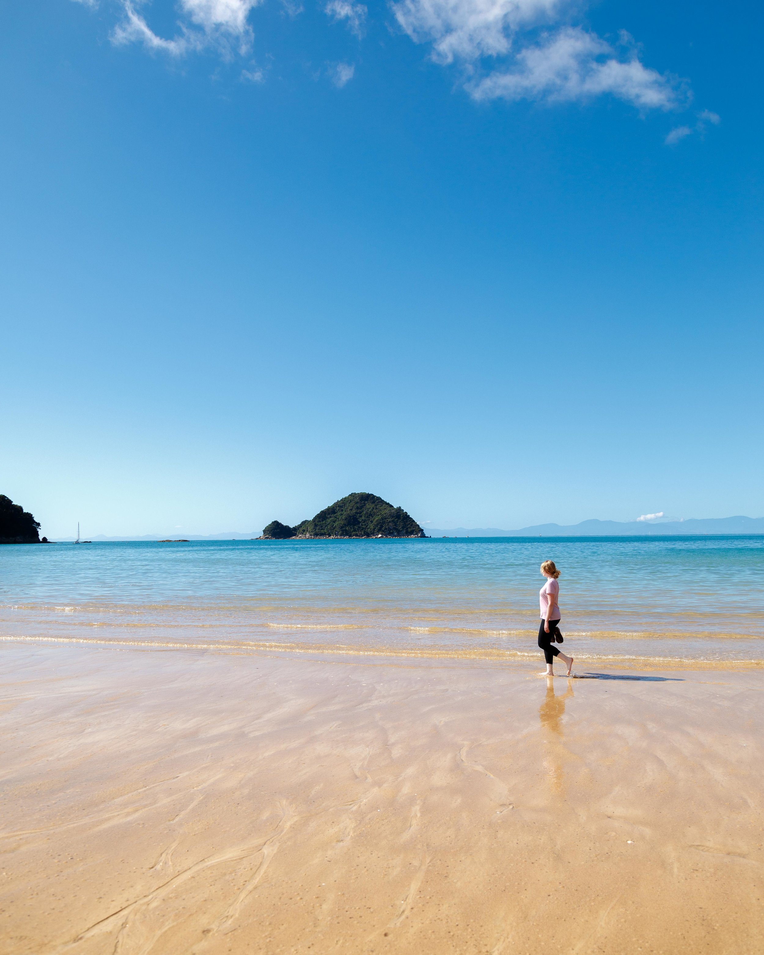 2 week New Zealand South Island Itinerary: Abel Tasman