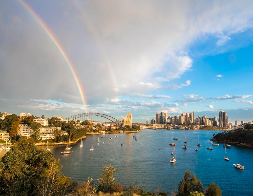 Photography spots in Sydney: Balls Head Waverton