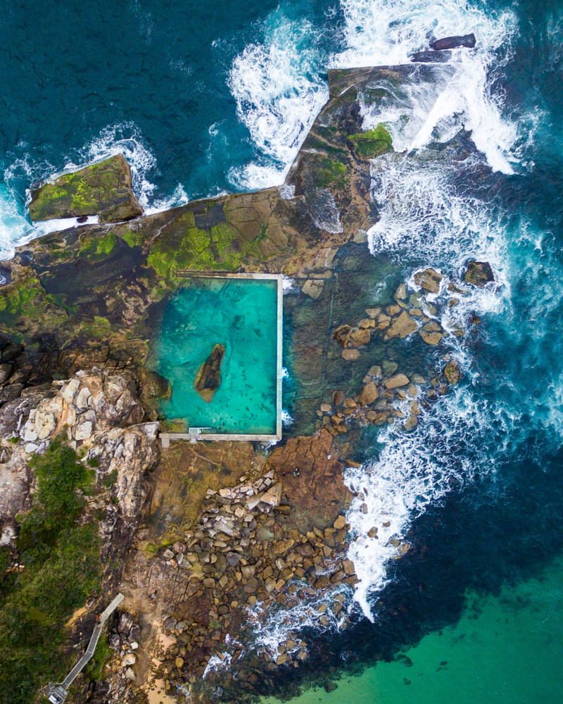 Most photogenic pools in Sydney: Curl Curl