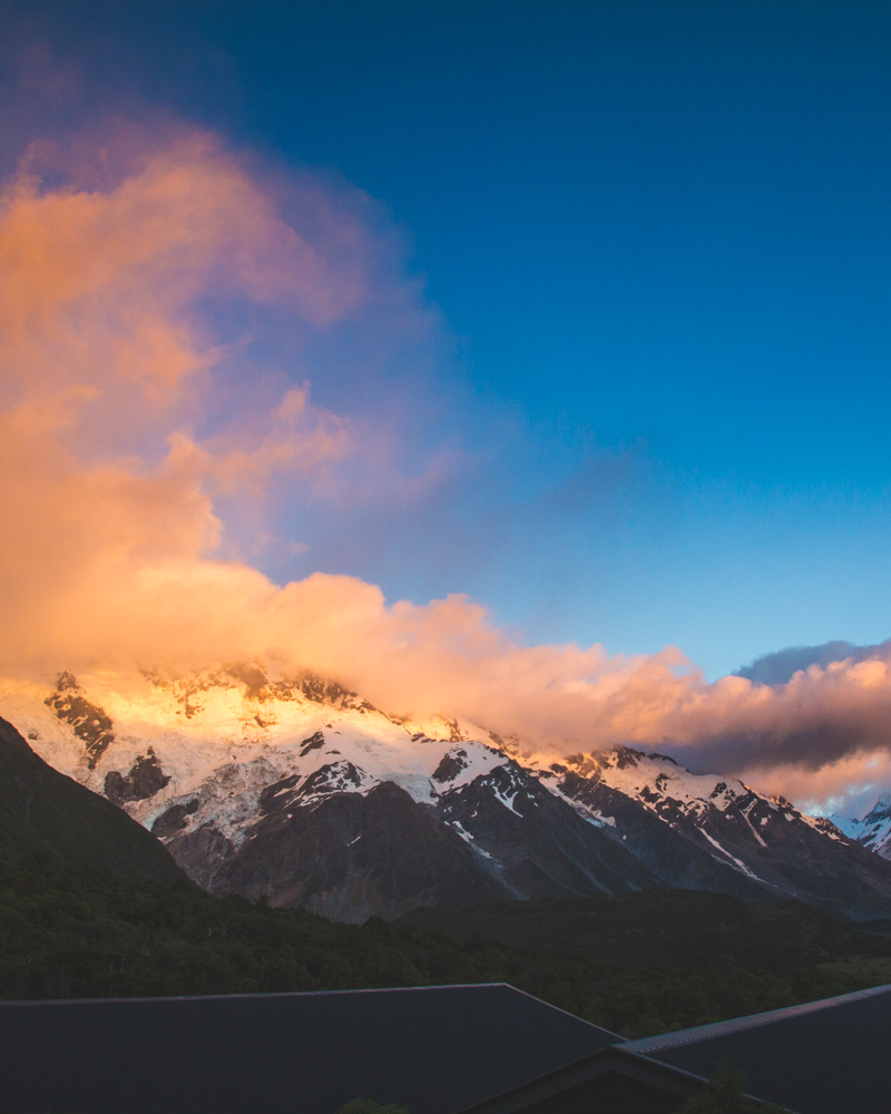 South Island Road Trip Itinerary: Mount Cook