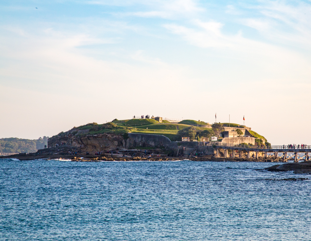 Best things to do South of Sydney - Bare Island