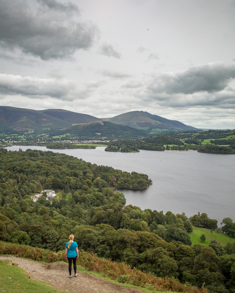 Catbells - The views from the start