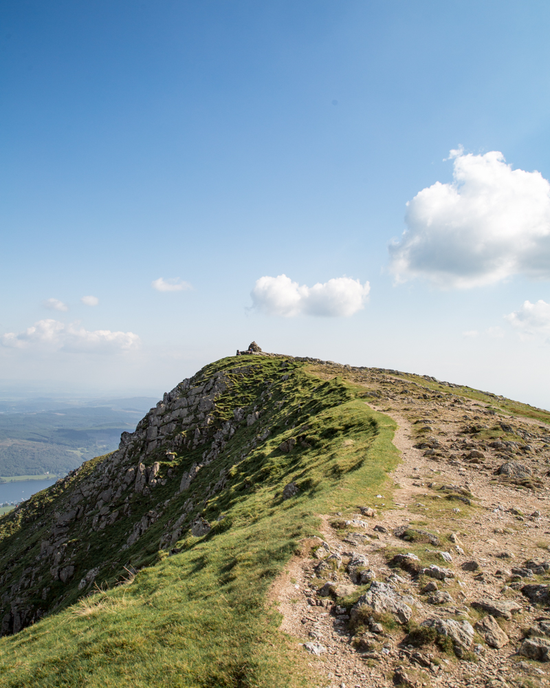 Walking the Old Man of Coniston