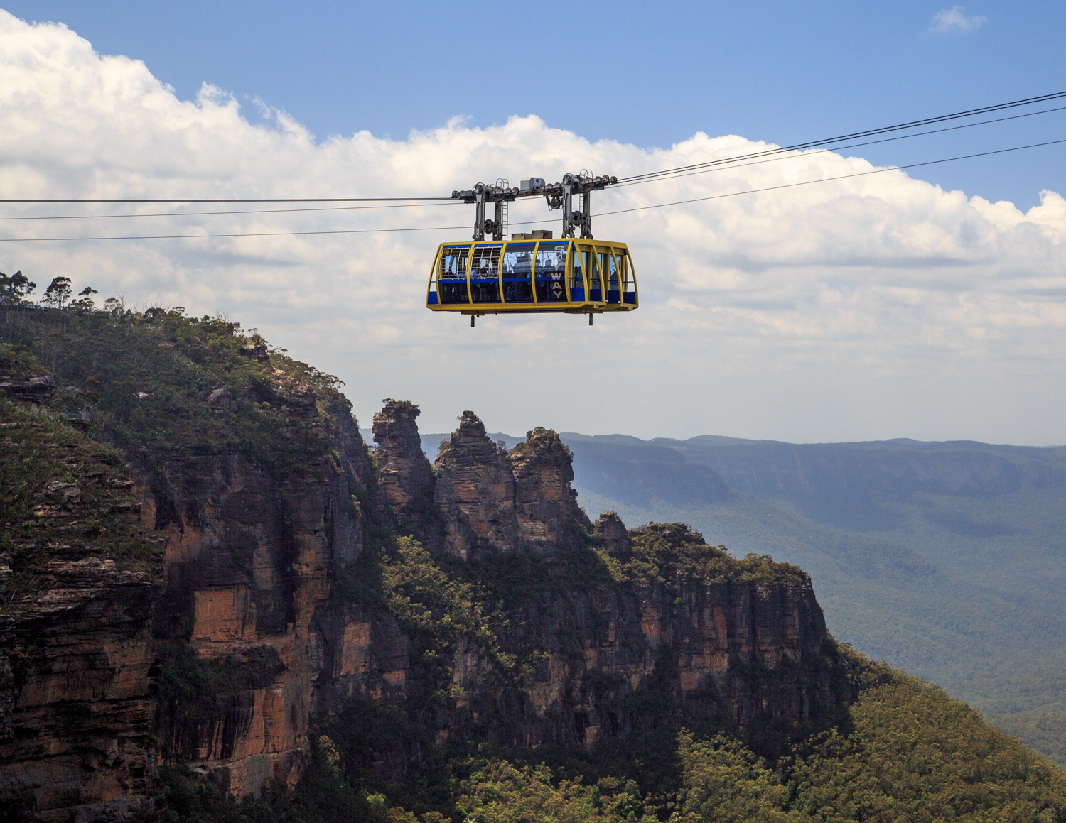 Day trip to the Blue Mountains - Scenic World