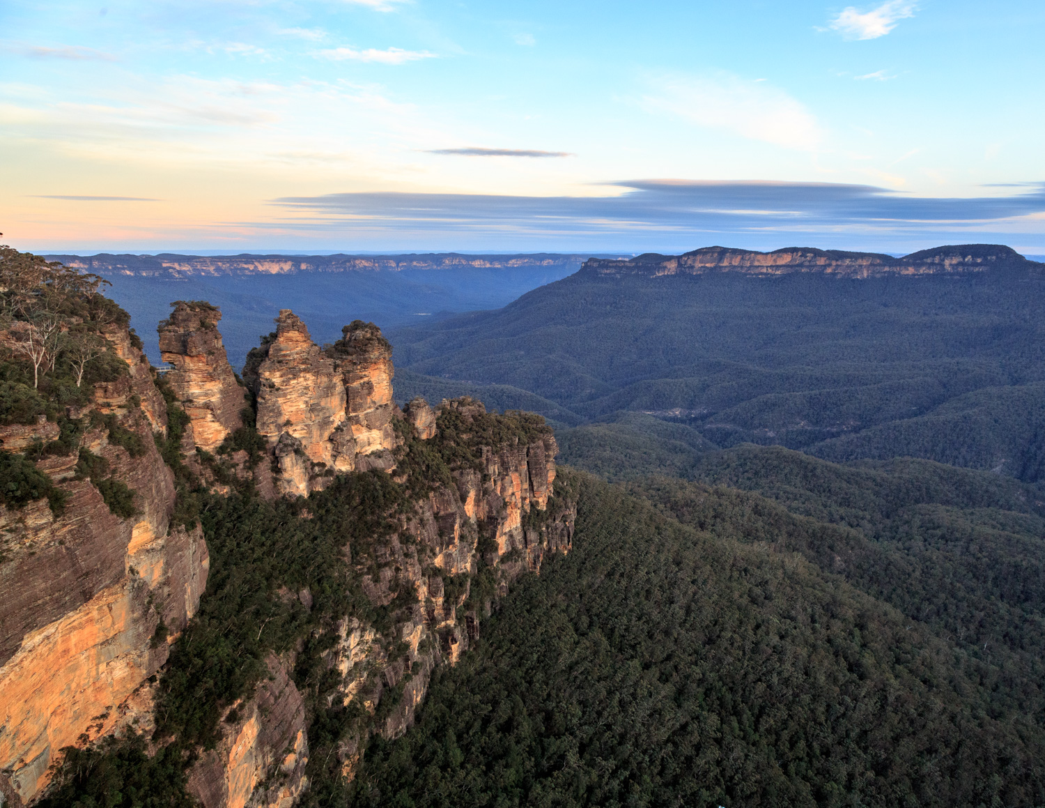 Blue Mountains Day Trips by Train - Three Sisters