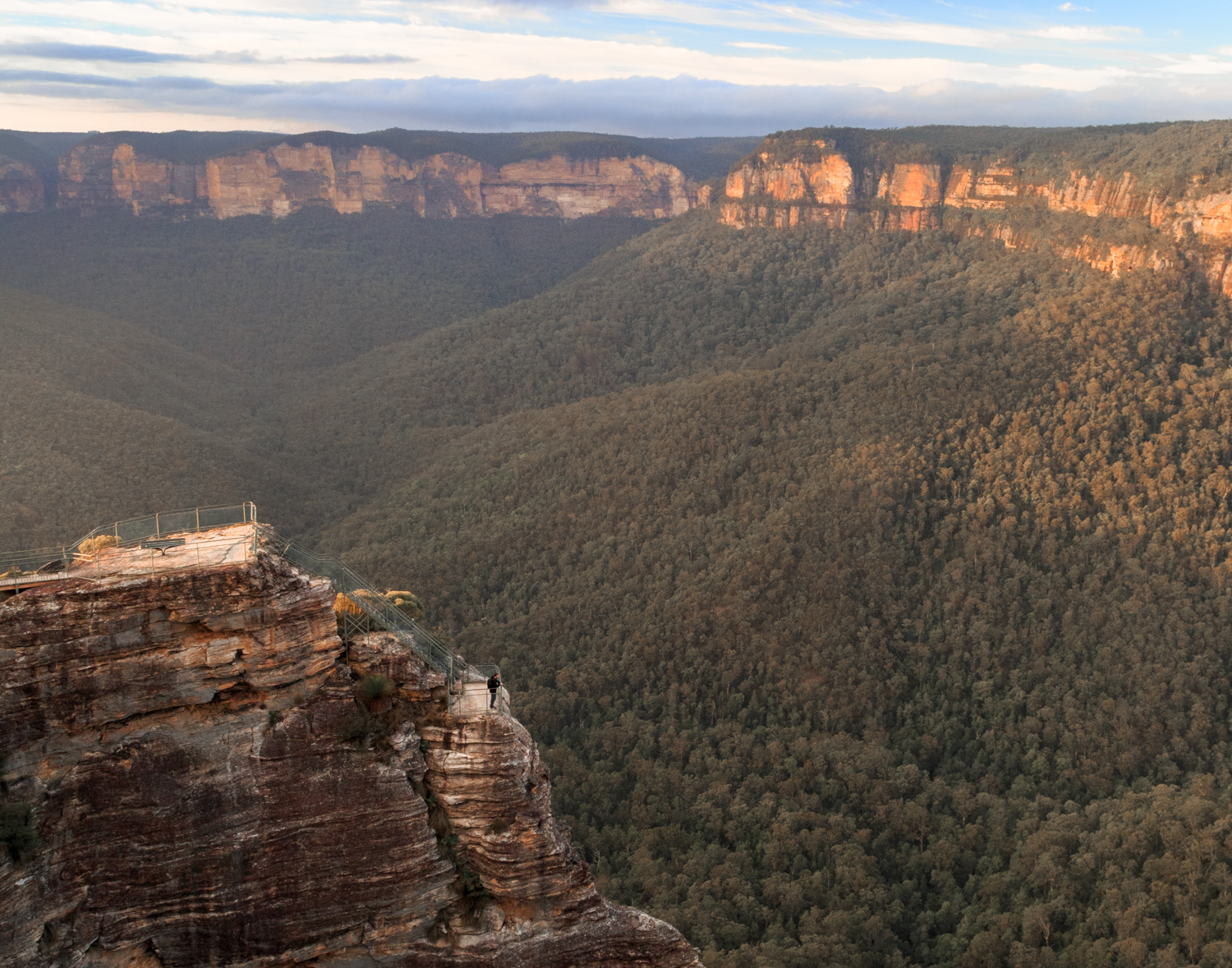 Day trips to the Blue Mountains - Pulpit Rock