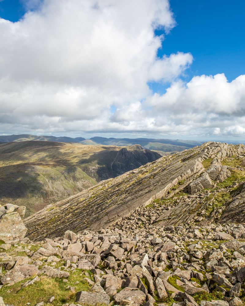 Bowfell Great Slab