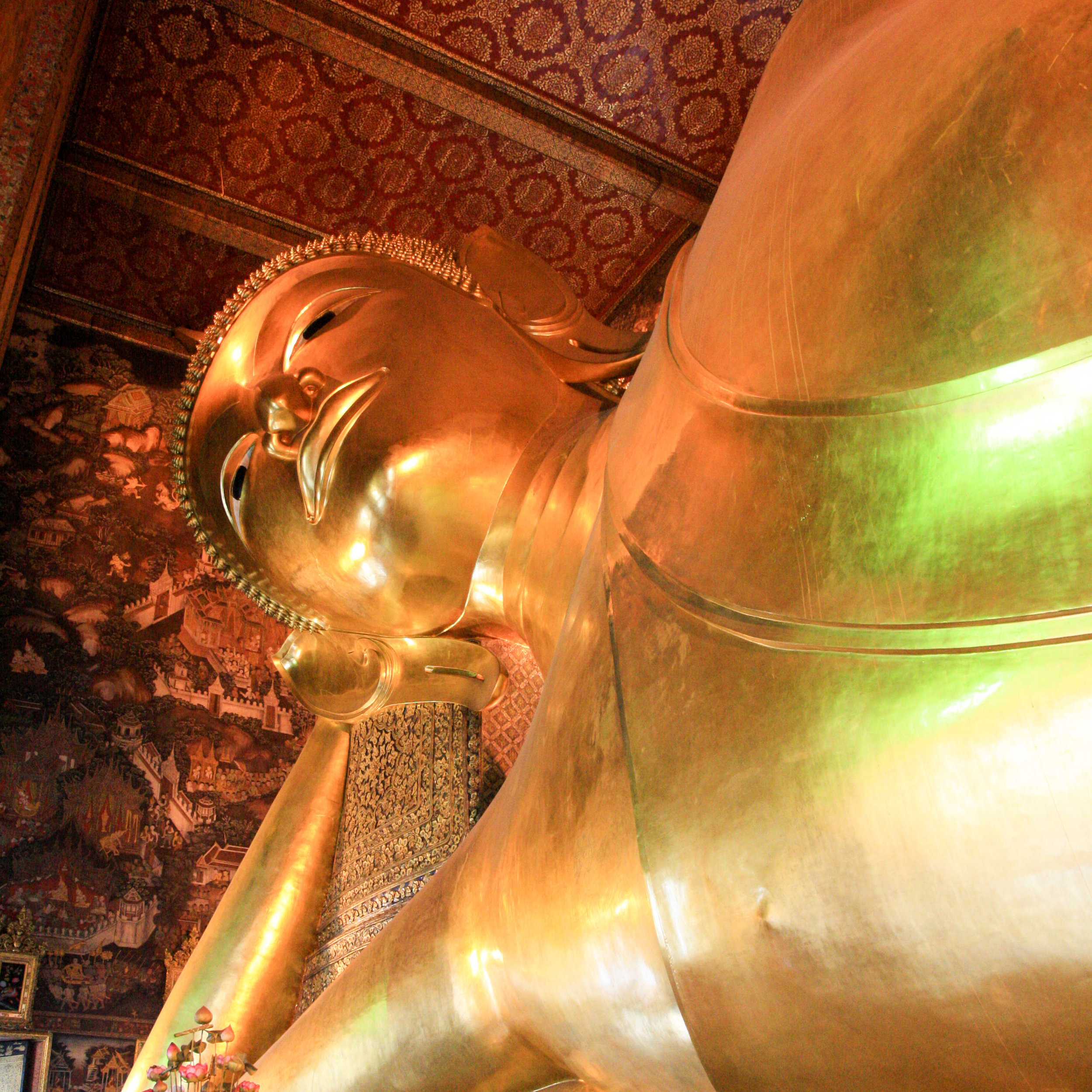 Bangkok Temples in a day - Wat Pho