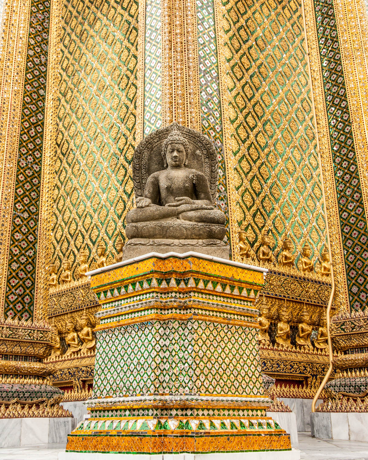 Grand Palace buddha