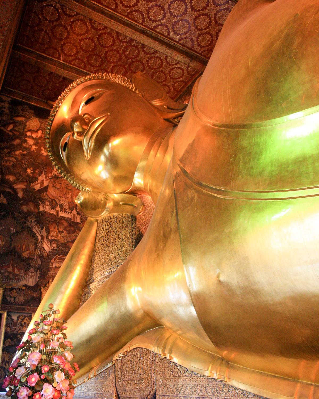 3 Day Bangkok Itinerary - Wat Pho