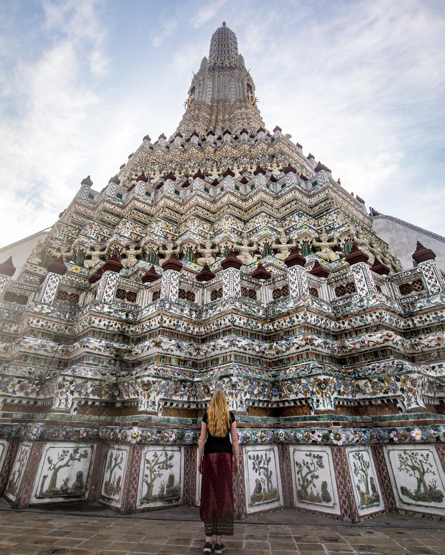 3 Day Bangkok Itinerary - Wat Arun