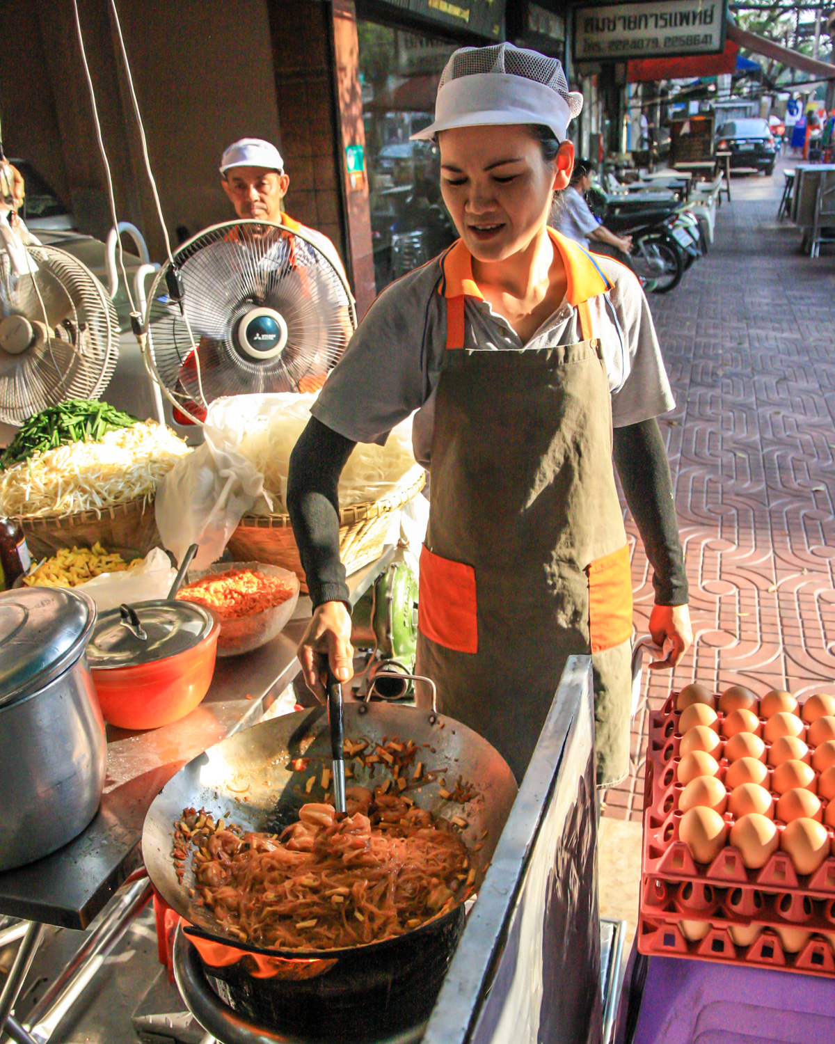 3 day Bangkok Itinerary - Street Food