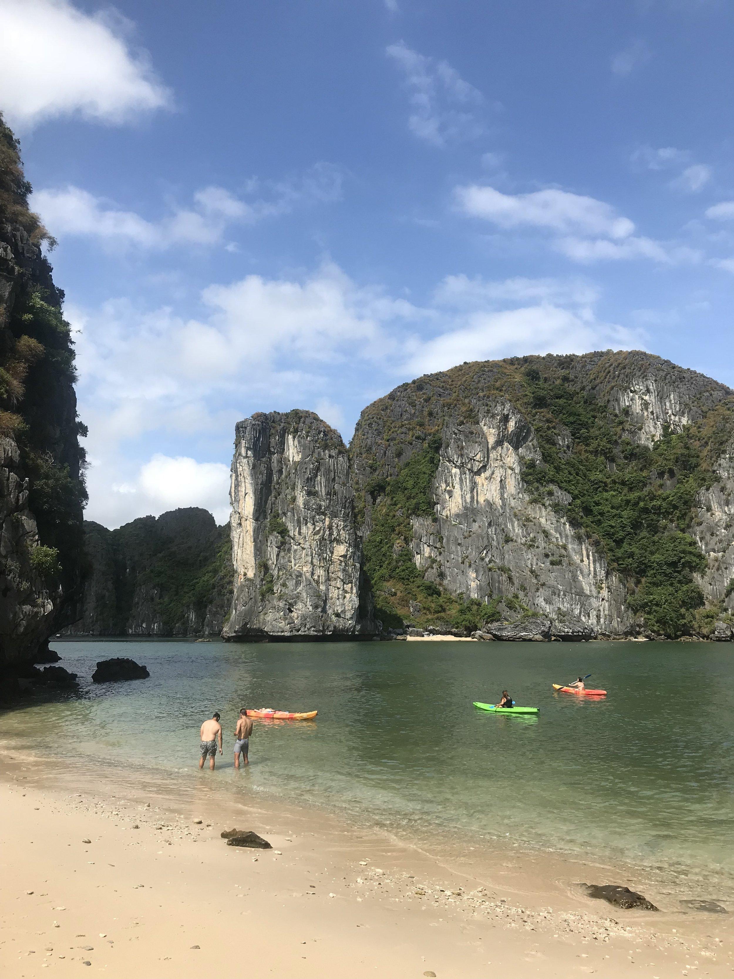 Freedom Island, Lan Ha Bay