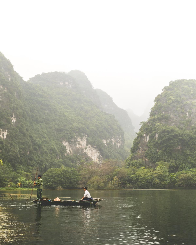 Beautiful Trang An, Ninh Binh
