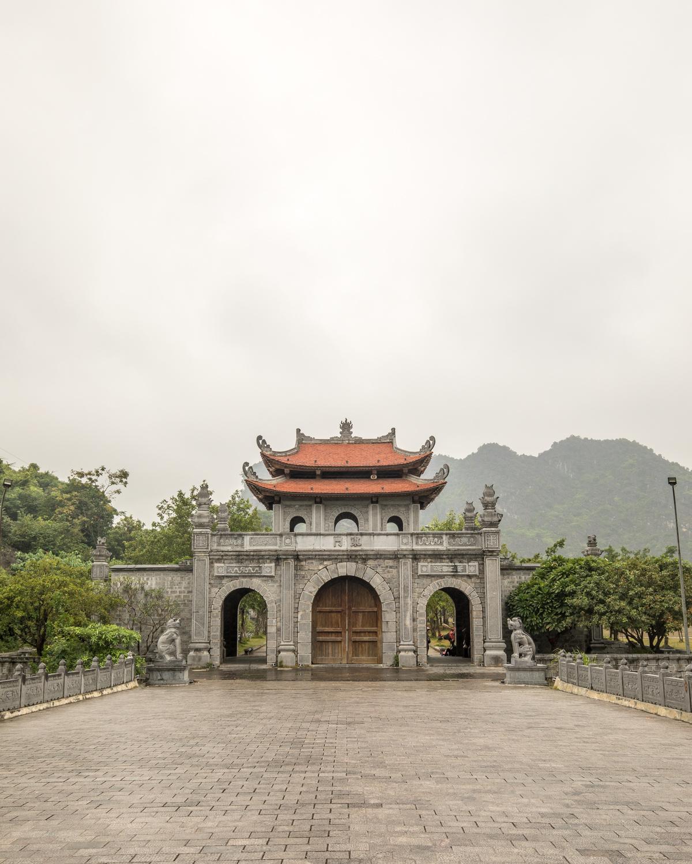 Hoa Lu, Ninh Binh Vietnam