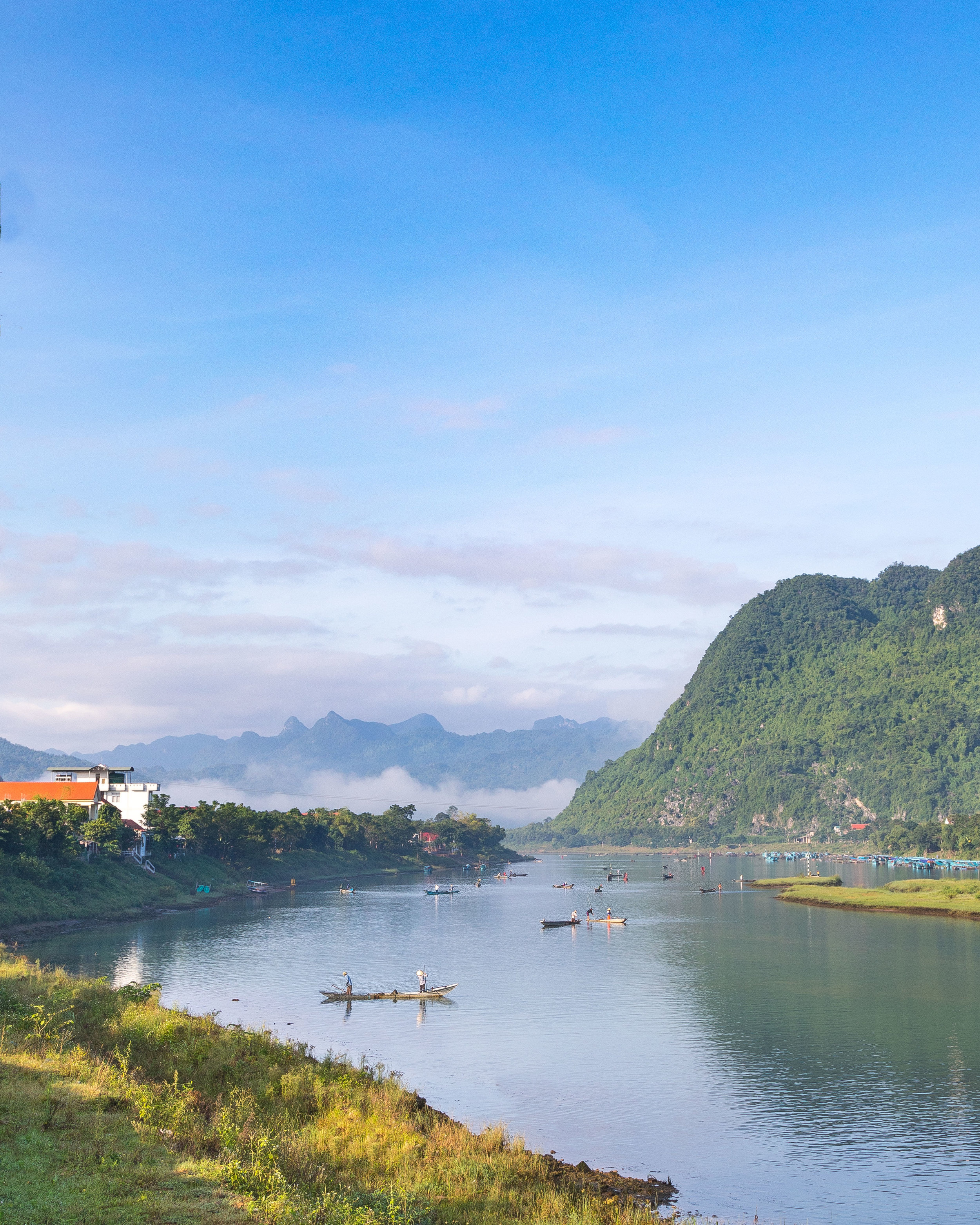 Things to do in Phong Nha - Sunrise by the river