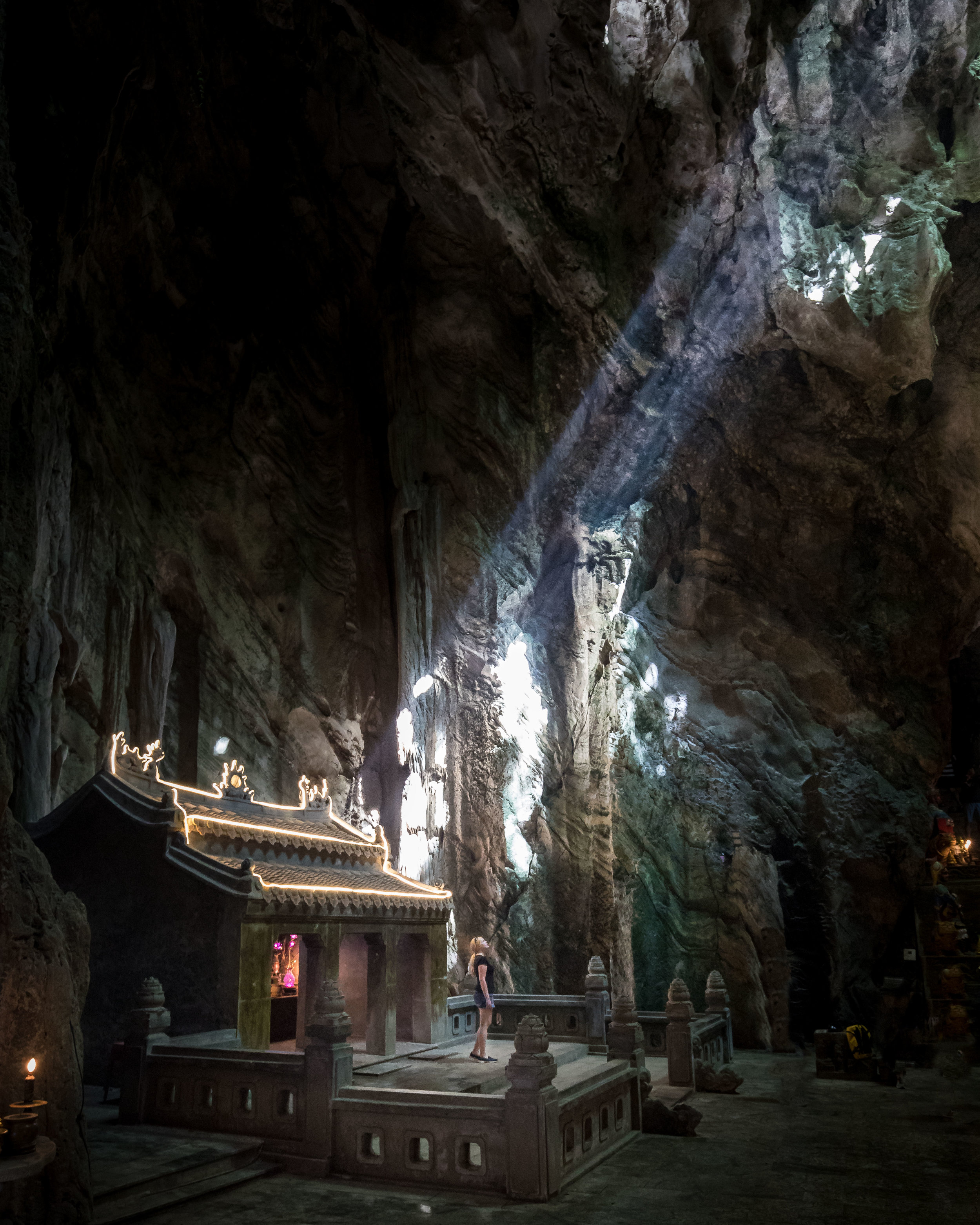 Photography spots in Vietnam - Marble Mountains