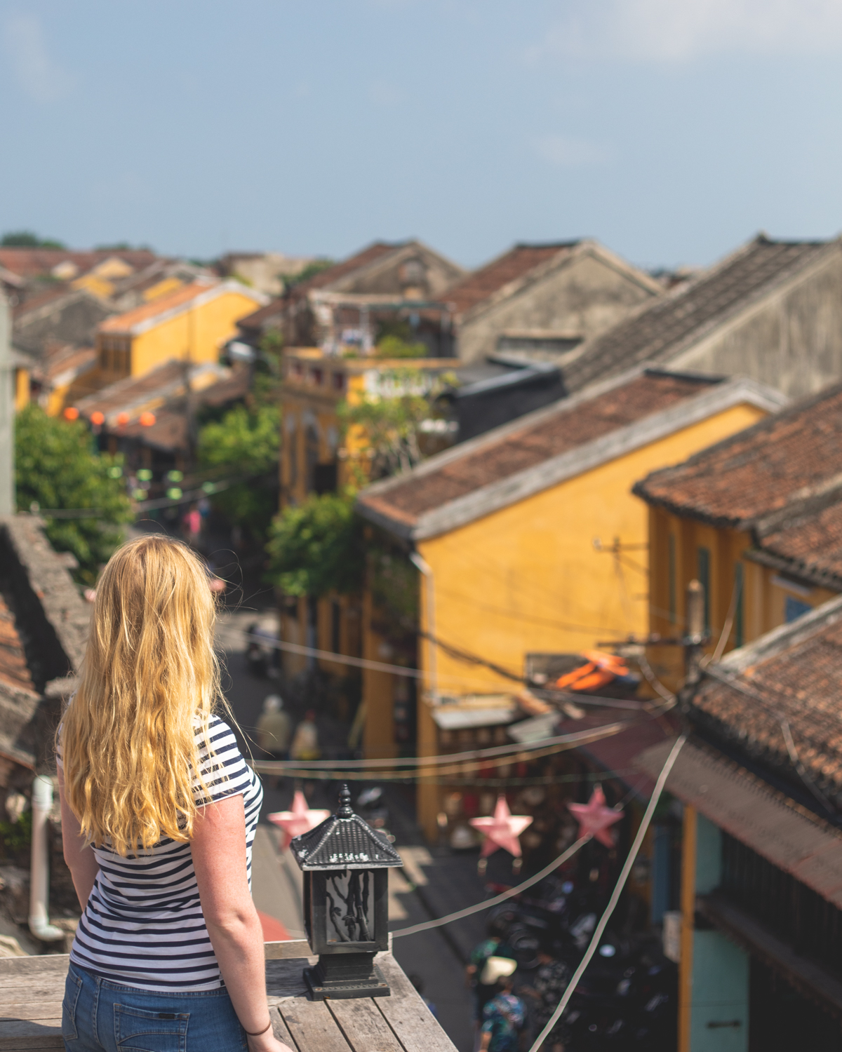 Instagram worthy places in Vietnam - Hoi An Roof top cafes