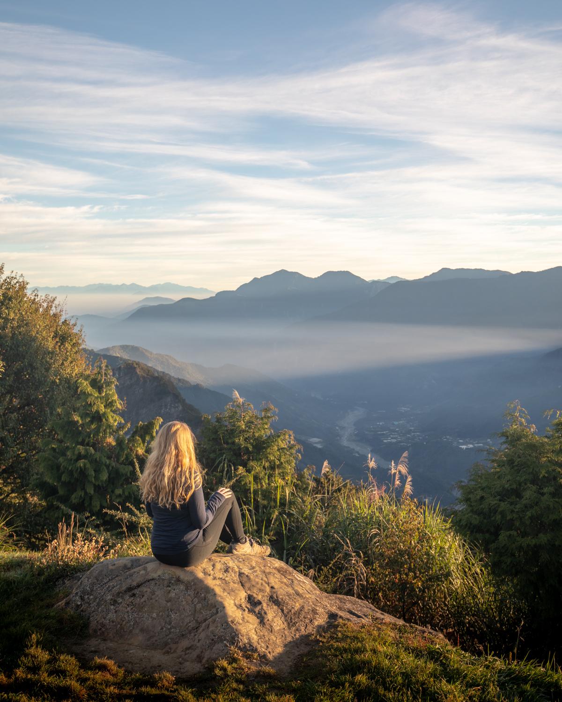 Things to do in Alishan - Xiaoliyuanshan Lookout