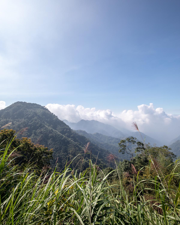 Views on the Fenrui Trail