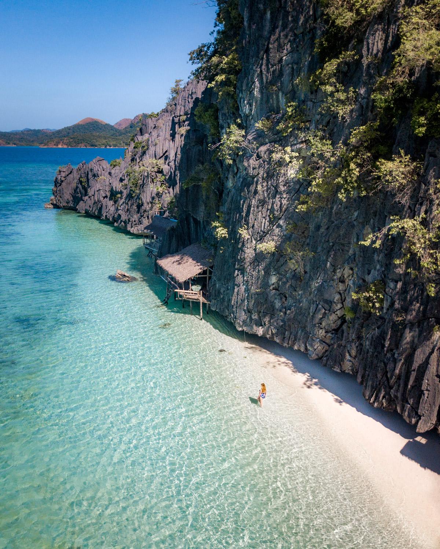 Banul Beach, Coron, The Philippines
