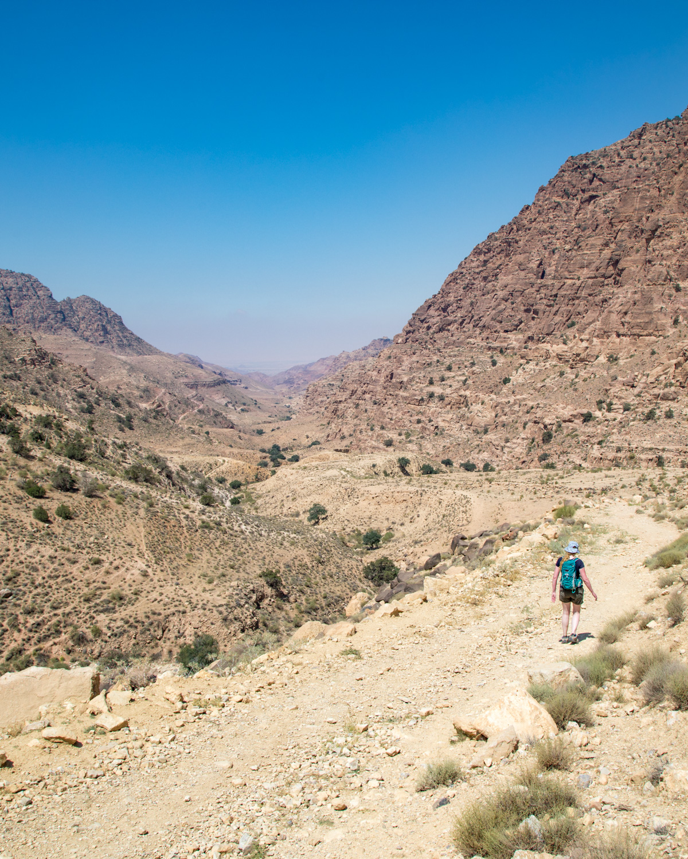 The Wadi Dana Trail