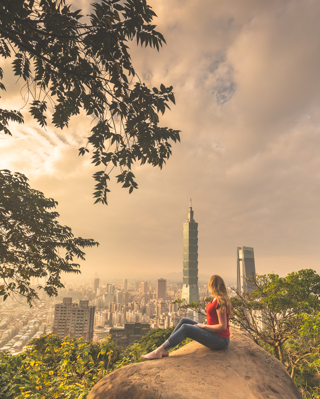 Things to do in Taipei - Elephant Mountain