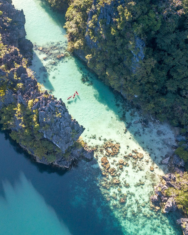 The Big Lagoon, El Nido Palawan